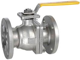 API Flanged Ball Valve with ISO5211 Mounting Pad