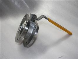 DIN Wafer type Ball Valve