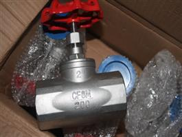 Threaded Globe Valves