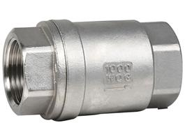 Threaded Vertical Type Check Valve